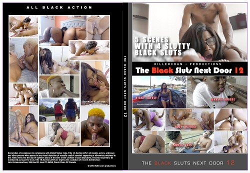 Black Sluts Next Door vol.12